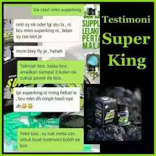 Super King One MB | Baik Pulih Tenaga Batin| Tahan Lama | Tingkatkan Sperma Super%2Bking2
