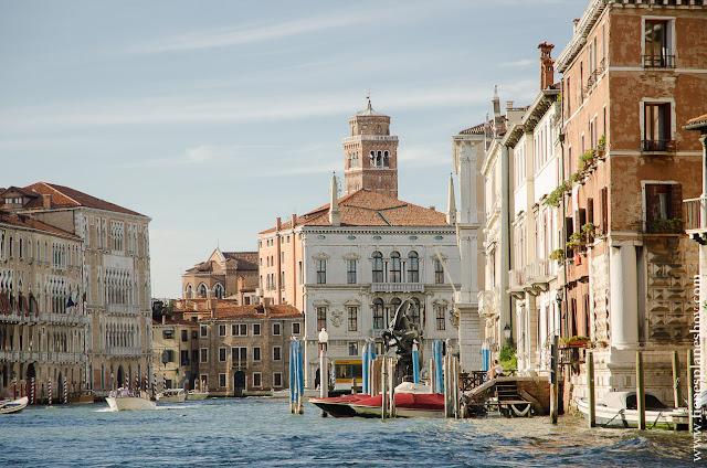 Venecia Italia viaje tursimo paseo
