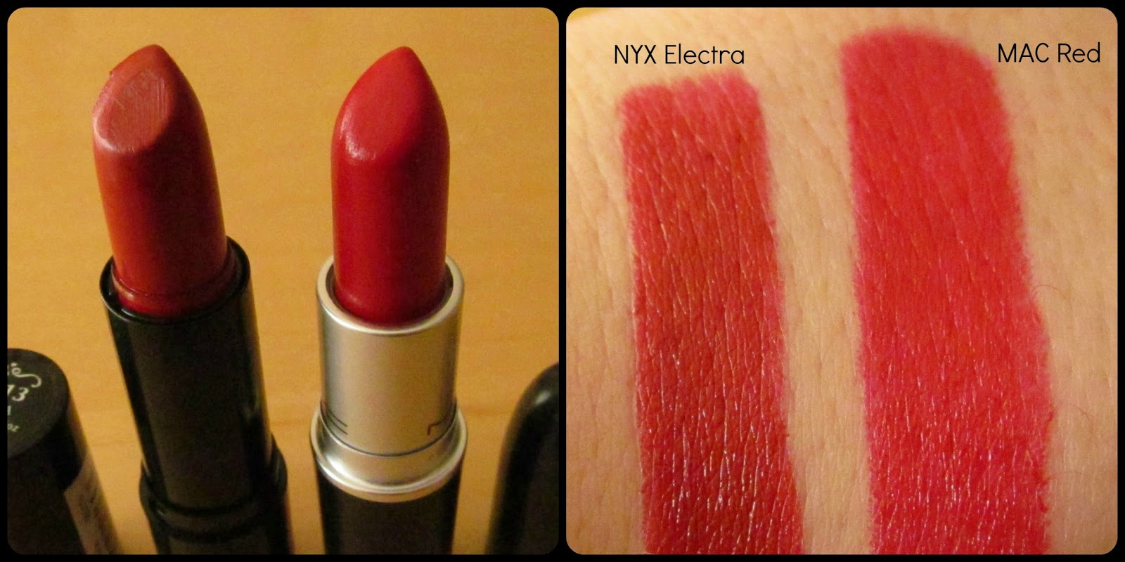 Mac Dupes Lipstick