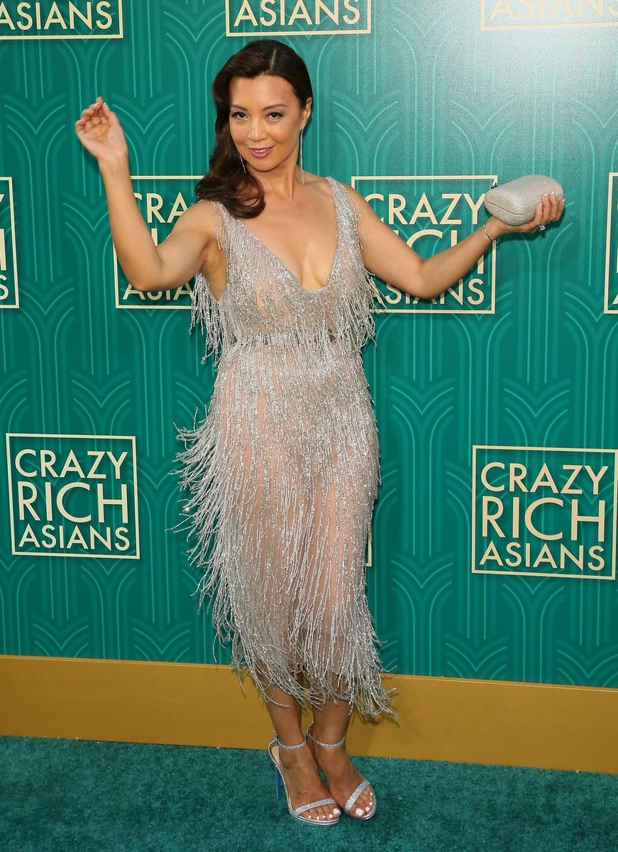 American-Chinese actress Ming-Na Wen