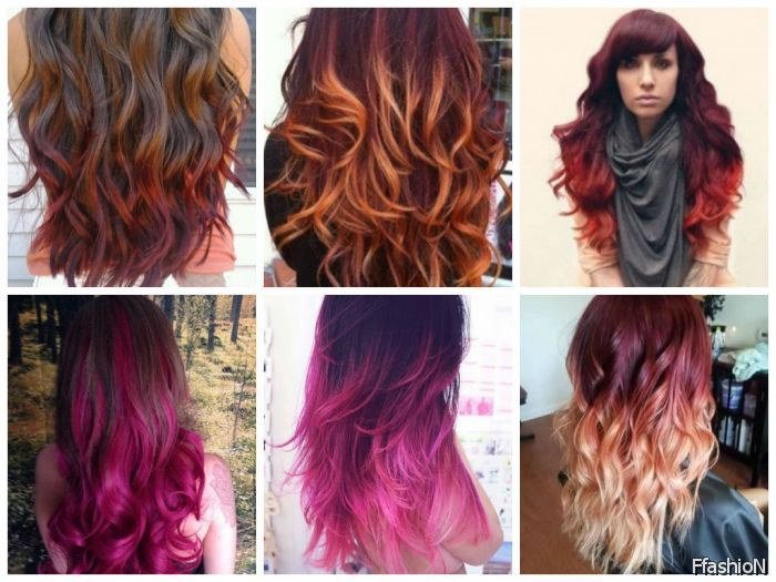 To Get Ombre Hair Two Effective And Easy Ways Can Be Used The First One Of Course Is That You Have Your Dyed By A Professional Colorist Or