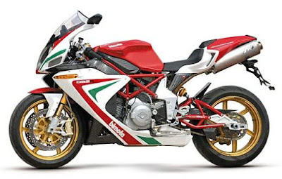 Bimota DB5 side angle Wallpaper