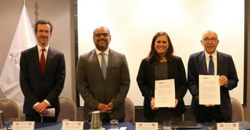 SINEACE y Hcéres firman convenio para fortalecer calidad educativa - www.sineace.gob.pe