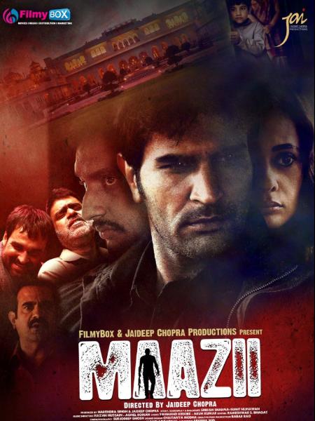 Maazii (2013) Hindi Movie Full HDRip 720p Download