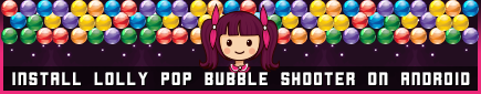 Lolly Pop Bubble Shooter