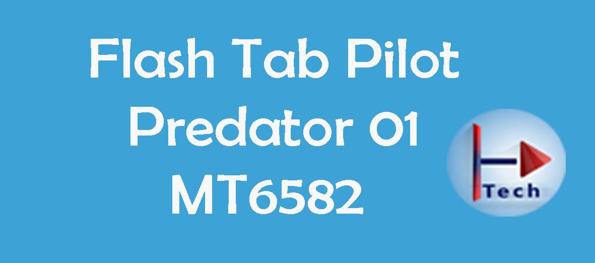 Flash Pilot Tab Predator 1 MT6582