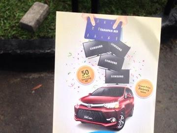 Pengalaman Pertama Car Free Day di Bandung