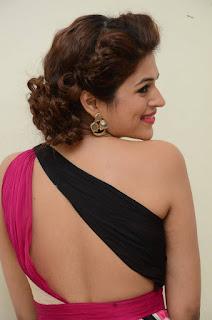 Actress Shraddha Das Latest Stills in Stylish Dress at tur Talkies Audio Launch  0020.jpg