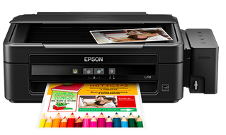 Epson EcoTank L210 Drivers Download