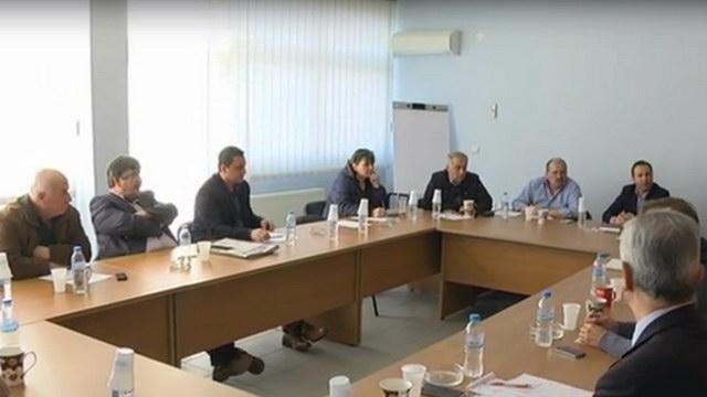 Σύσκεψη τοπικών φορέων του Έβρου με βουλευτές για ασφαλιστικό - φορολογικό