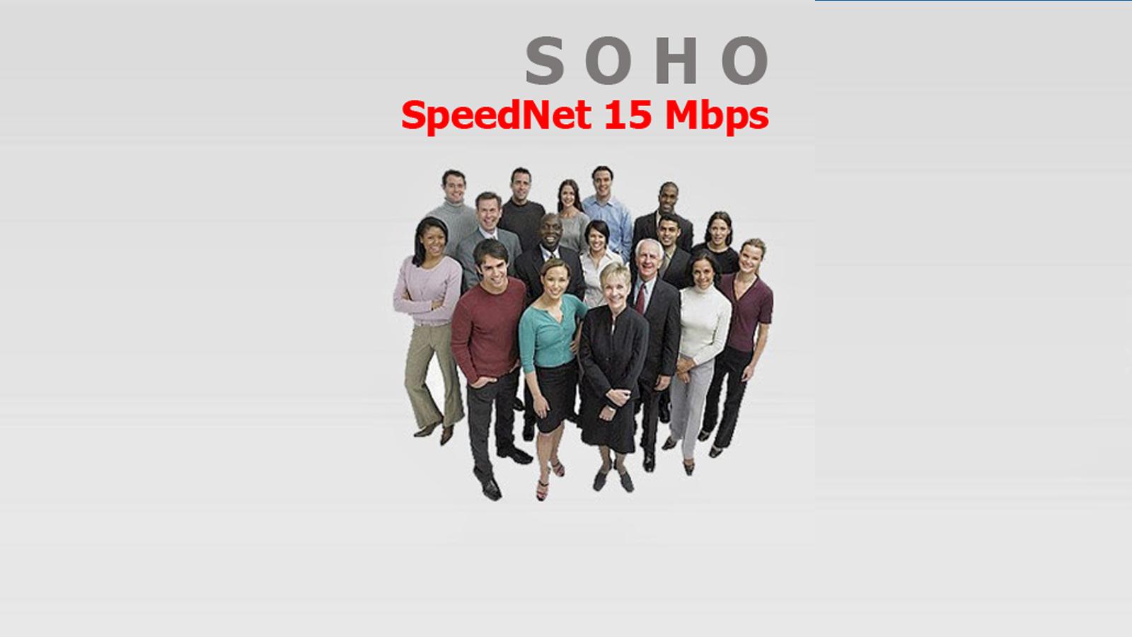 First Media FastNet SOHO