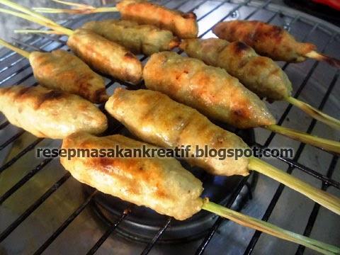 Resep Cara Membuat Sate Lilit Ayam Khas Bali