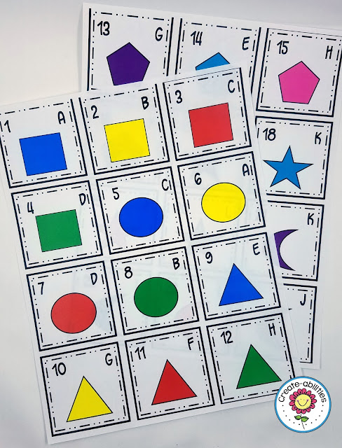 Differentiated Grouping Cards An Easy Way To Mix It Up Create