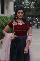 Actress Aathmika in lovely Maraoon Choli ¬  Exclusive Celebrities galleries 006.jpg