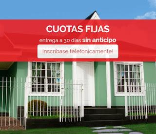 Viviendas La Solucion precios 2018 plan social sin anticipo