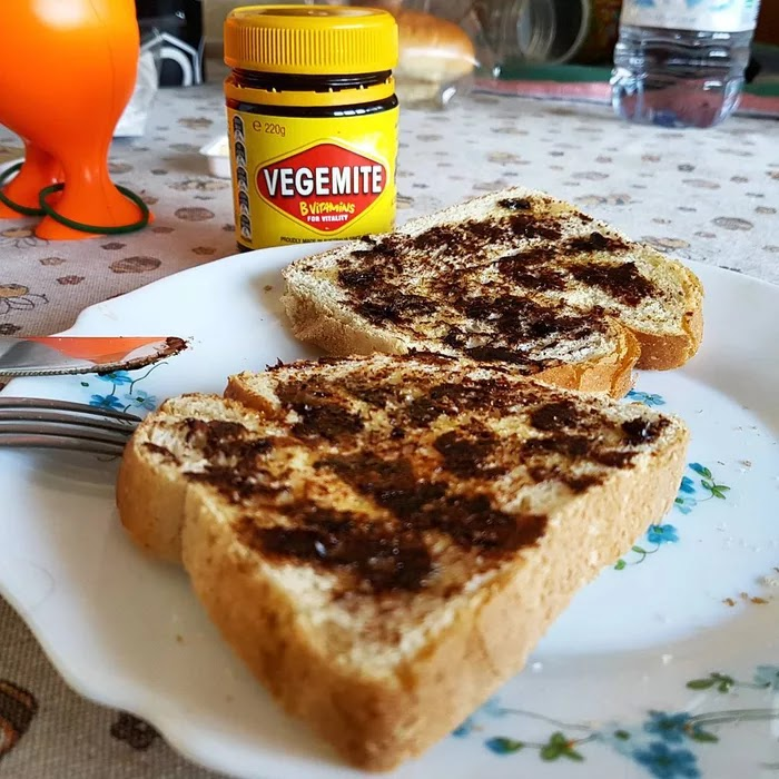 21 Extraordinary Pictures Of National Foods That Seem Uncanny To The Rest Of The World - Vegemite, Australia