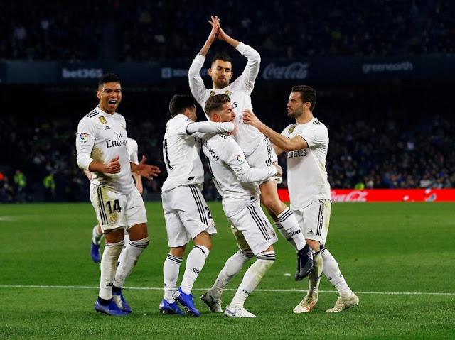 Hasil Espanyol vs Madrid: Benzema Dua Gol, El Real Menang 4-2