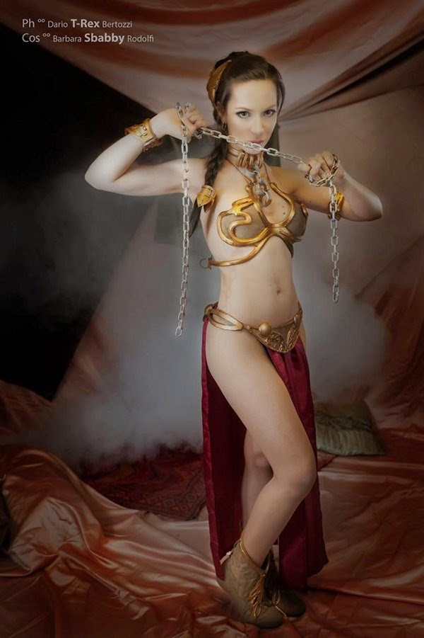 Amateur slave leia star wars cosplay blowjob amp cim - 2 part 10