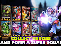 Land of Heroes – Zenith Season v0.06.06801 Mod Apk (Attack/Health)