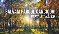 Parcul Cancicov trebuie sa ramana doar parc!