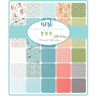 Moda Nest Fabric by Lella Boutique for Moda Fabrics