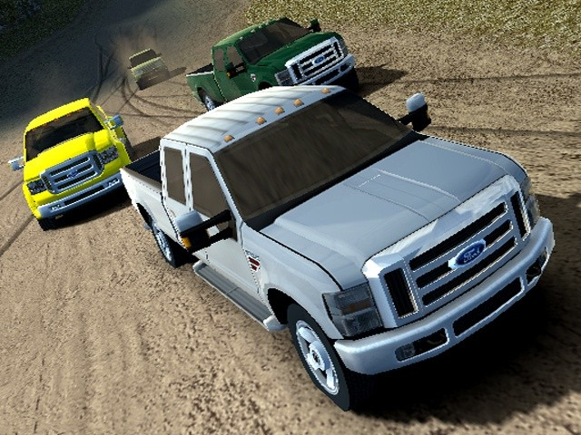 Ford Racing: Off Road screenshot 1