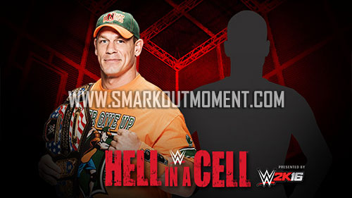 WWE Hell in a Cell 2015 John Cena vs Tyler Breeze