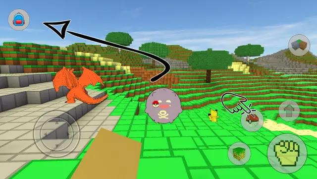Multicraft GO: Pixelmon mod