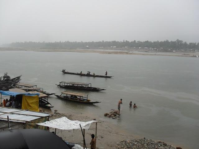 Piyain River, Jaflong