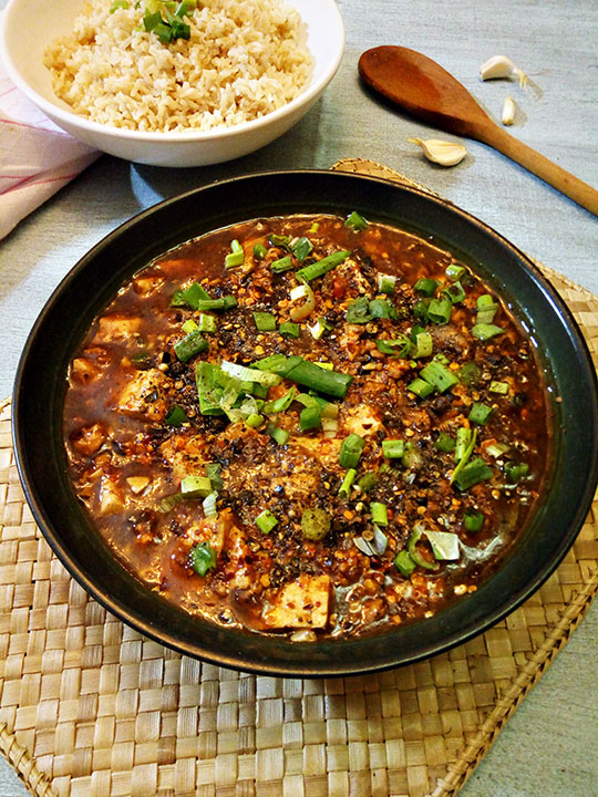 Mapo tofu spicy chinese dish recipe redalicerao mapo tofu mapo doufu chinese food chinese cuisine pan asian food forumfinder Gallery