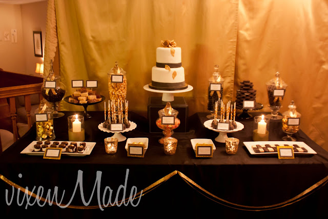 Black And Gold Party Decorations Party Favors Ideas