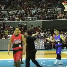 Tension Rises Between Daniel Padilla And JC De Vera During An Exhibition Game!