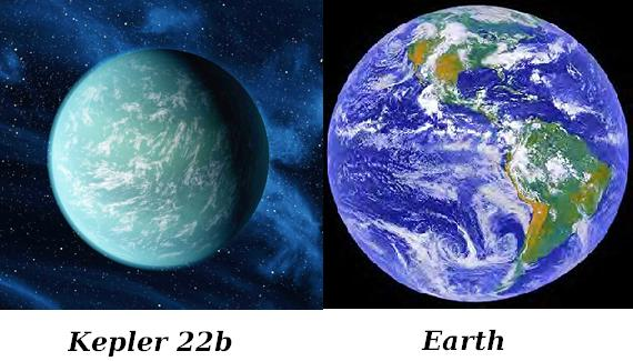 earth like planets kepler 22b - photo #19
