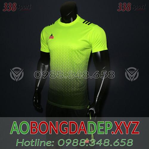 Áo Adidas AB 2019 Màu Xanh Chuối Đẹp