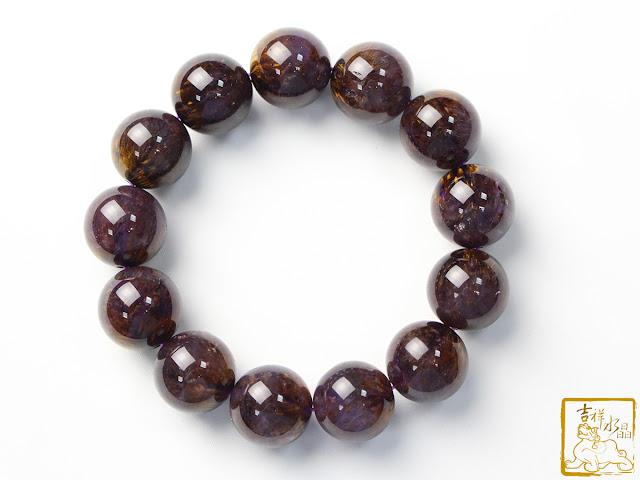 紫鈦晶手珠