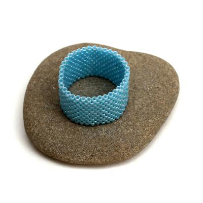 интернет магазин кольца широкие женские фото украшения из голубого бисера цена