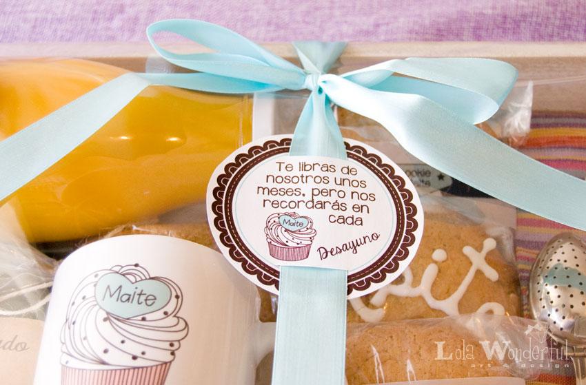 Lola wonderful regalos personalizados y dise o para - Regalar desayuno a domicilio madrid ...