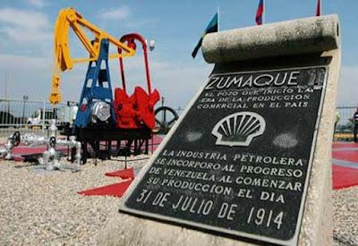 Zumaque, el inicio de una era petrolera