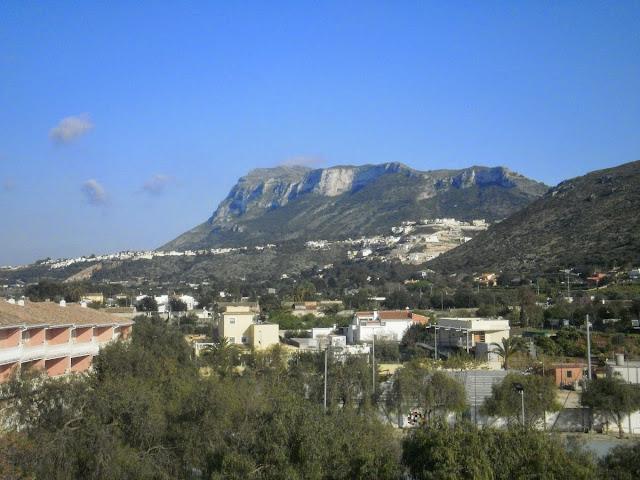 La Xara (I), mayo 2010