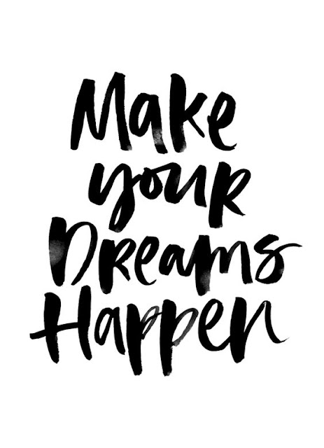 Make Your Dreams Happen | Quote of the Week | #76 | Love, Maisie
