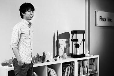 柯軒恩:設計直覺3D列印,人人都能輕鬆操作
