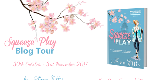 Book tour: Squeeze Play - Aven Ellis