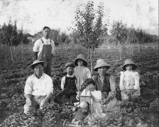 Mississippi Delta  Chinese Farm Family