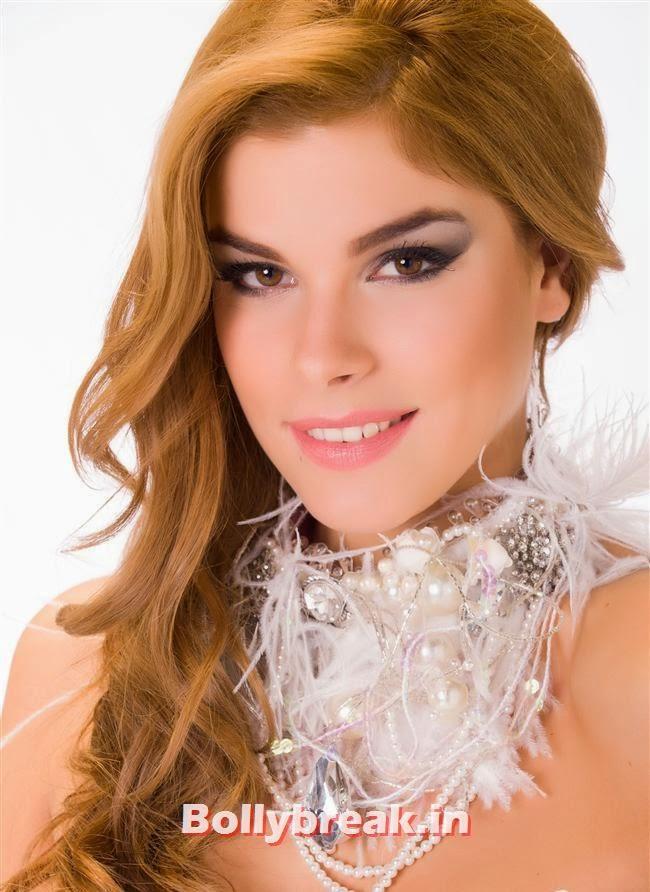 Miss Serbia, Miss Universe 2013 Contestant Pics