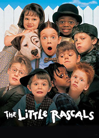 The Little Rascals 1994 Dual Audio Hindi 300mb Movie Download