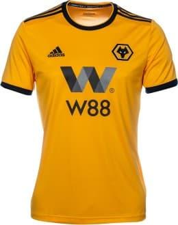 ウルヴァーハンプトン・ワンダラーズFC 2018-19 ユニフォーム-ホーム