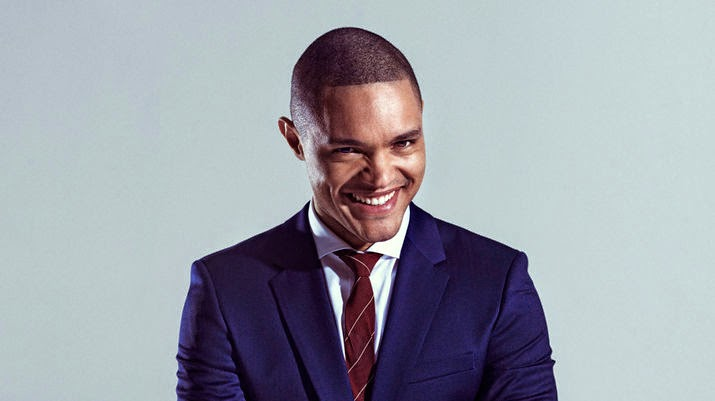 "Trevor Noah is the new host of ""The Daily Show."""