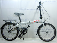 Sepeda Lipat FOLD-X KYOTO Internal Gear 20 Inci