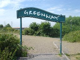 The Greenway starts here