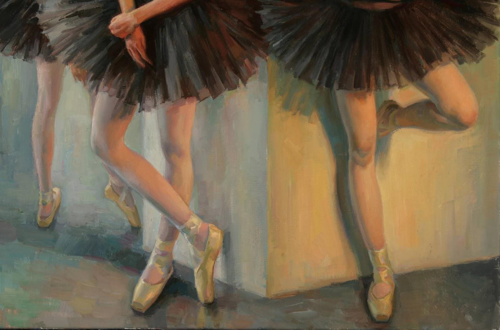 Serguei Zlenko - Dançarinas Ballet